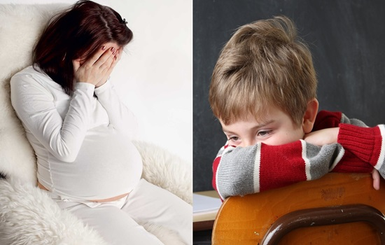 Autism, ADHD hazard in children risk don't increase by Antidepressant use in early pregnancy