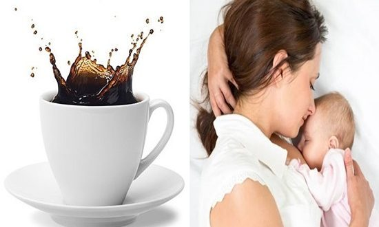 Can Breastfeeding Moms Drink Caffeinated Beverages