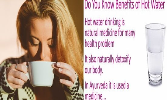 Five Reasons to Drink Your Water Warm