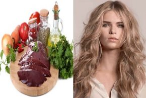 Five Super Foods For Gorgeous Summer Hair