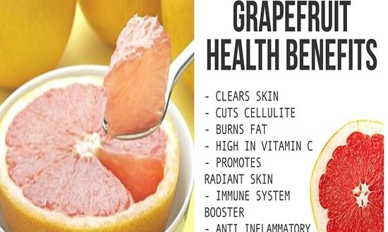 Miraculous Health And Medicinal Benefits of Grapefruits.
