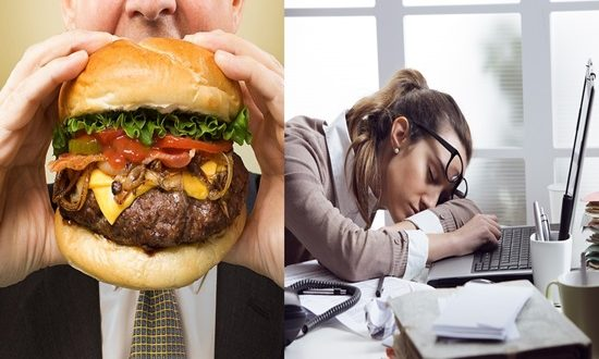 Three Ways To Beat The After-Lunch Slump and Stay Energetic All Day (Without coffee)