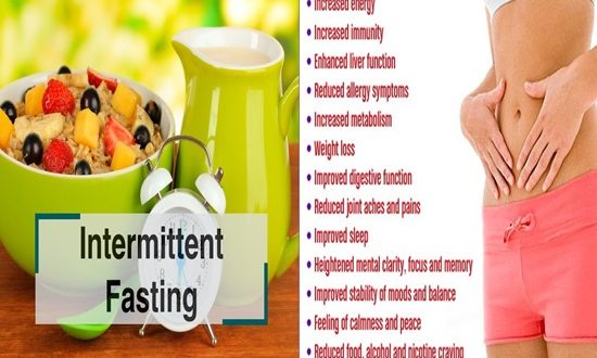 Unbelievable Health Benefits of Intermittent Fasting.