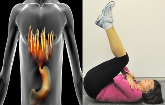 What Are The Triggers Of Heartburn.