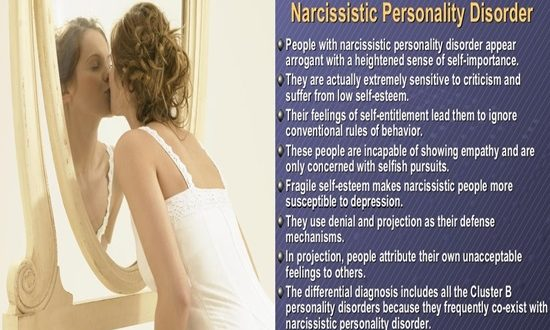 5 Symptoms of Narcissistic Personality Disorder