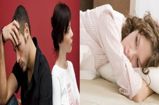 Absence of sleep increases destructive inflammatory reaction to marital anxiety [