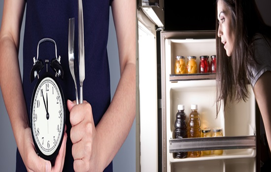 Circadian rhythms and body weight affected by wrong eating time