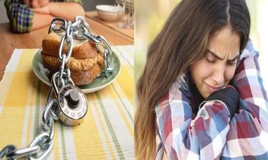Food hypersensitivities connected to adolescence anxiety