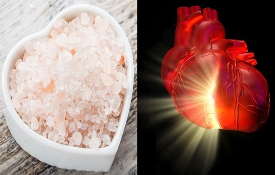 Sodium associated with heart wellbeing