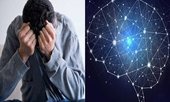 Structure of the brain can be altered by depression