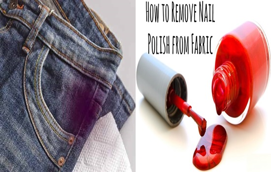 The Best Ways To Remove Nail Polish From Carpet, Upholstery, and Clothes