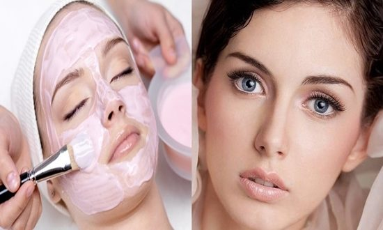 For normal skin facial mask
