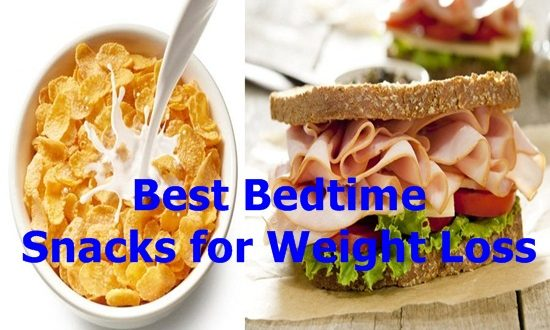 Best Bedtime Snacks for Weight Loss