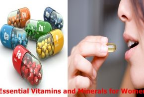 Essential Vitamins and Minerals for Women