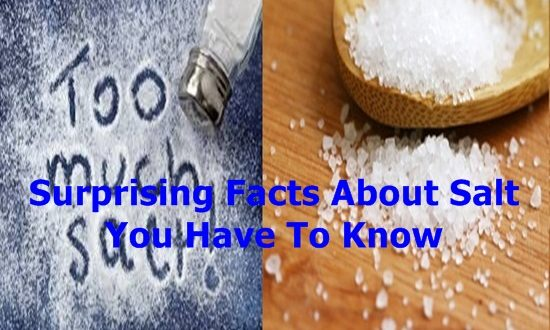 Facts About Salt