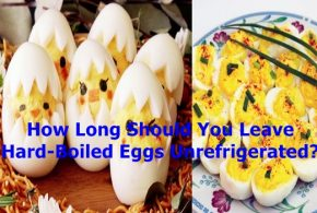 How Long Should You Leave Hard-Boiled Eggs Unrefrigerated?